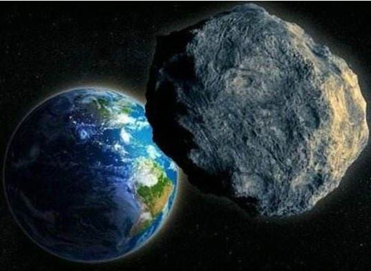 小行星将略过地球 NASA认为或与地球相撞