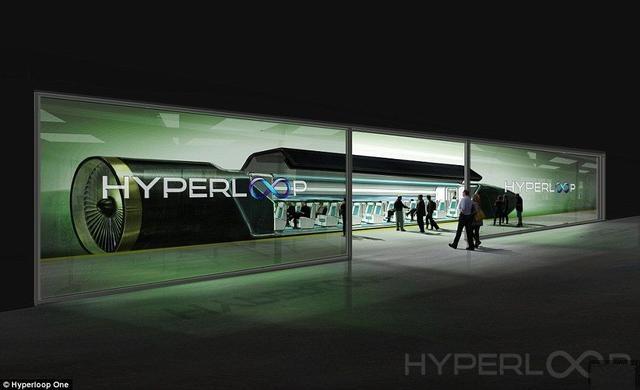 美国超级高铁全系统测试在即:时速可达1125km