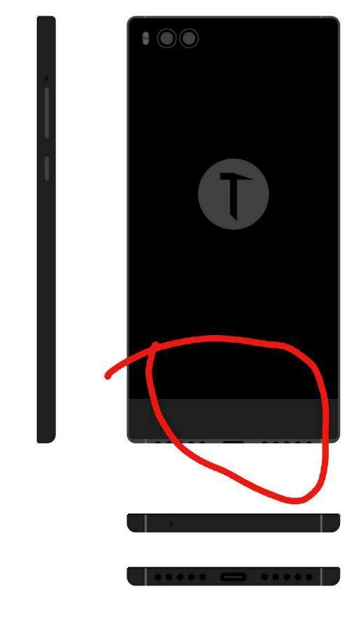 锤子新机确认为坚果Pro 背面是双色混搭设计?