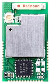 可支持快速二次开发的zigbee核心板