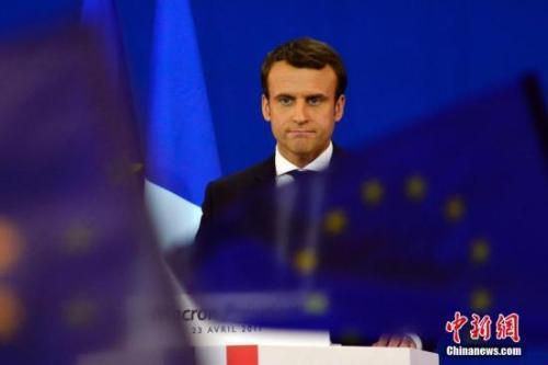 年少得志+传奇婚姻,法国最年轻总统如何炼成?