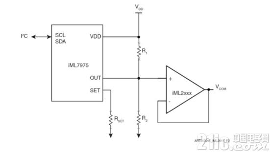 GVCOM运算放大器――降低功耗以实现更高效的LCD 及 OLED驱动