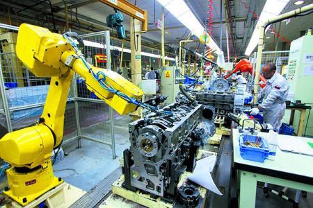 """工业机器人的""""心脏"""" 伺服电机未来出路在哪里?"""