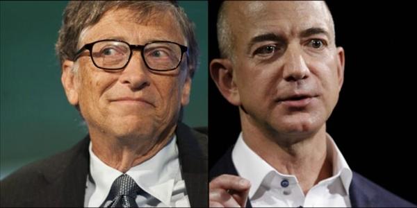 还差40亿美元:这位科技大佬要取代盖茨成世界首富