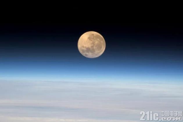 美国建世界首个月球激光通讯线路,传输带宽提高了数千倍
