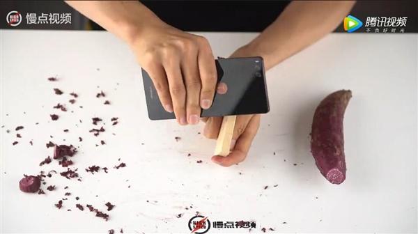 罗永浩看到要气炸,坚果pro被用来削皮