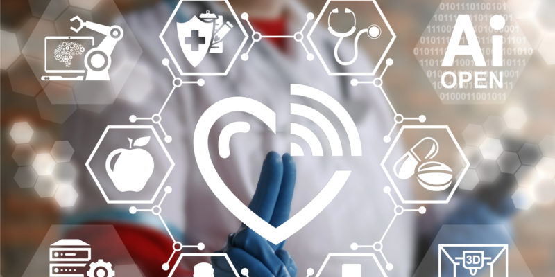 大数据逐步成为人工智能医疗行业的关键