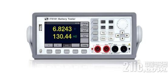 艾德克斯(ITECH)・电池内阻测试仪IT5100