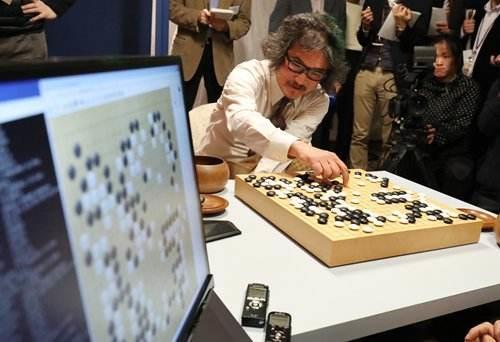 日本围棋人工智能溃败,能力远远不如AlphaGo