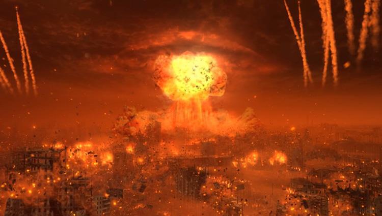 如果全球核武器同时爆炸:世界将会变成什么样?