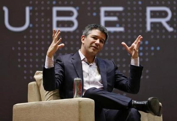 史上最倒霉的成功创业者 Uber创始人卡兰尼克辞职