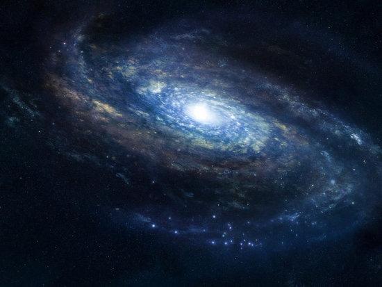 爱因斯坦错了?观察银河系核心寻找第五种自然力