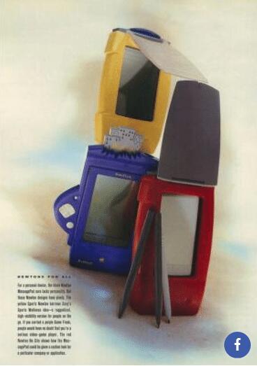 10年前,苹果眼中未来的iPhone是这个样子