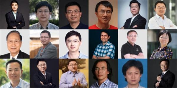 老外评出AI最牛中国20人:竟然一半都来自这家公司