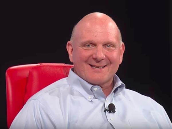 搞事!微软前CEO鲍尔默自曝:离职前天天在办公室追剧