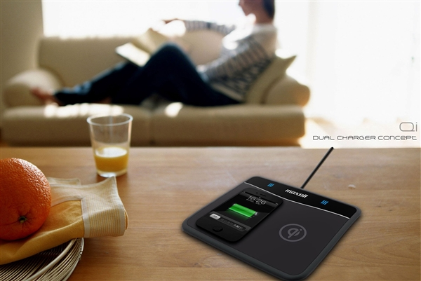 划时代!移动终端充电方式大突破:真正的无线充电