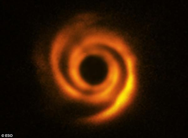 有趣!揭秘一个行星的成长历程