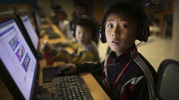 朝鲜人上网是都爱干什么?