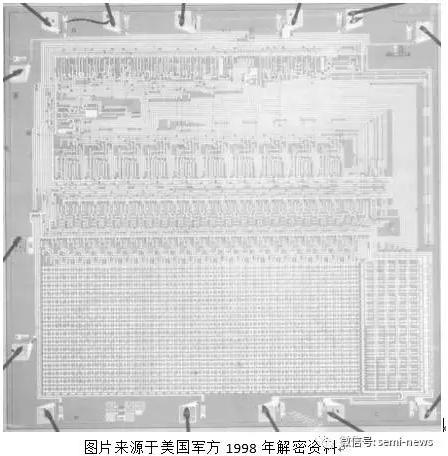 【E课堂】从诞生到无处不在 一文看懂四位微处理器