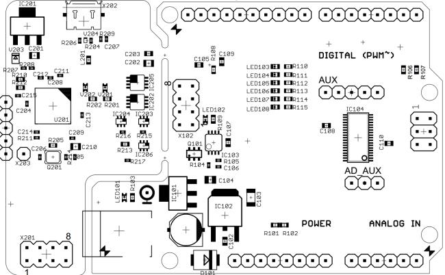 大厂商的小情怀:XMC1100 Bootkit开发板评测