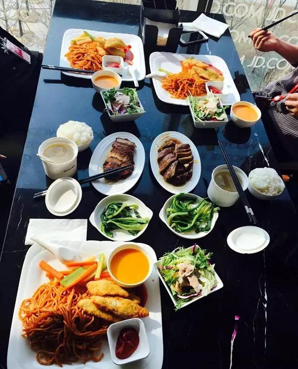 上班的你还在吃盒饭吗?来看看阿里/腾讯/京东的食堂吧