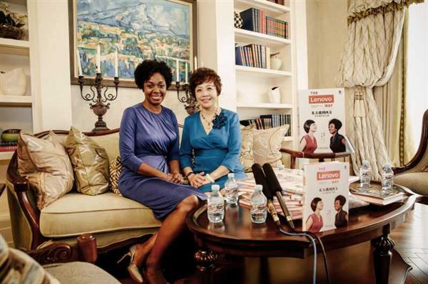 联想手机新女老大乔健:我如何从秘书成为高级副总裁
