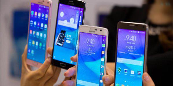 手机市场线上市场饱和严重,各企业纷纷将眼光转向线下市场