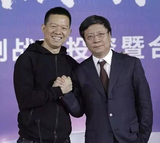 传奇孙宏斌:从蹲大牢到乐视董事长