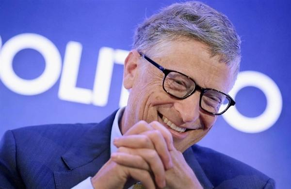 马云仅排名第七!他们是科技圈最富有的十个人