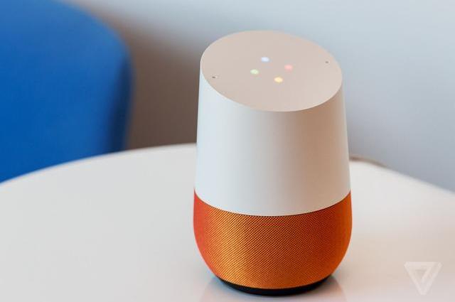 谷歌研发迷你Google Home智能音箱,与Echo分庭抗礼
