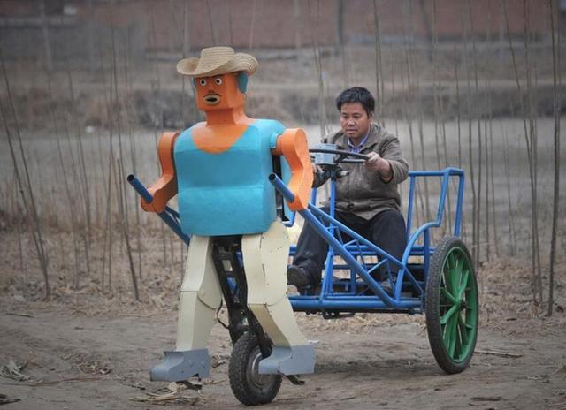 """来看看中国农民们的""""黑科技""""发明,外国人看的都傻眼了"""