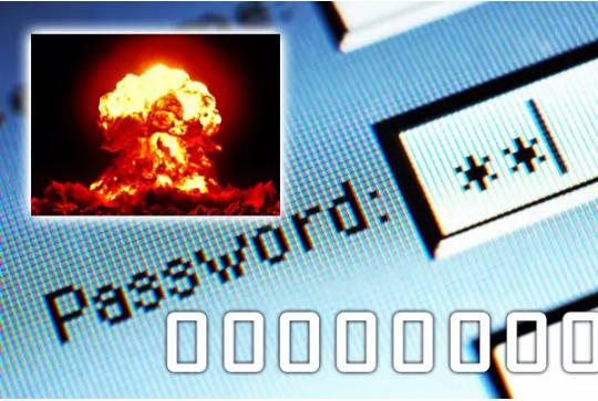 美国用了20年的核弹发射密码竟然是――八个零!?