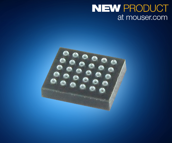 Maxim超低功耗PMIC MAX77650/51加入贸泽分销阵营 同时提升可穿戴设备电池寿命与效率