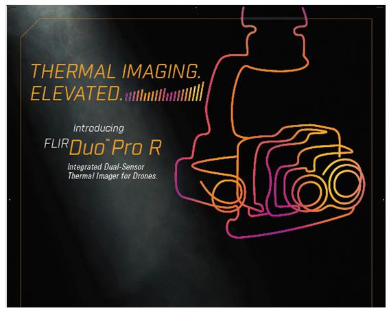 不断研发新品,打造业界最优 FLIR携OEM热像机芯全线产品出席2017深圳光博会