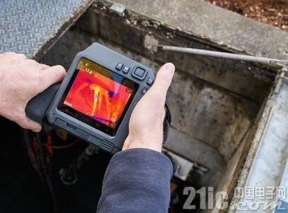 菲力尔全新手持系列热像仪,助力电气检测体验升级