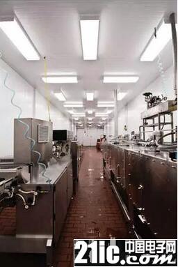 LED照明在制造业的高规格标准