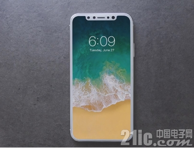 iPhone 8更多细节:苹果抛弃Touch ID