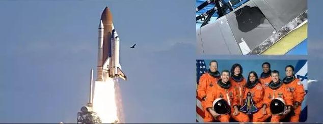 一块小小的塑料泡沫,摧毁了哥伦比亚航天飞机,7名宇航员遇难