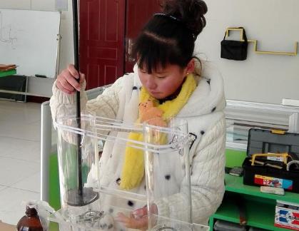 别人家的孩子!临沂11岁小女孩成为中国科学院小院士
