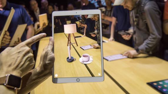 苹果的ARKit或将给IOS应用程序体系带来一场全新革命