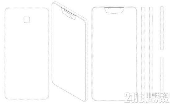 全面屏已成最新标杆,三星S9全面屏曝光