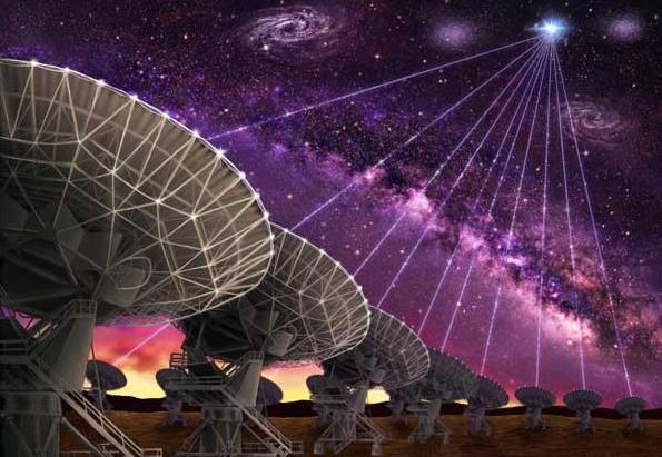 """美国监听到30亿光年外神秘信号,可能是某种""""灾难性""""事件"""