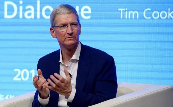 库克:我不明白,为何中国不再爱苹果?