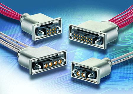 具有内置屏蔽功能的金属后壳可确保系统运行中的电气和机械完整性