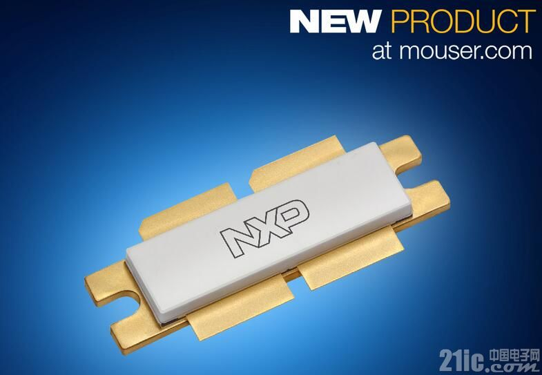 NXP MRFX1K80H晶体管在贸泽开售