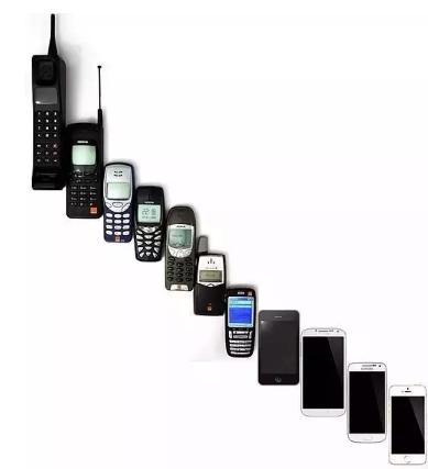 一部波澜壮阔的移动通信进化史:1G→2G→3G→4G→5G