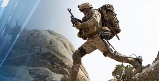 """美军测试逆天""""超级战士""""骨骼:士兵战斗力暴增"""