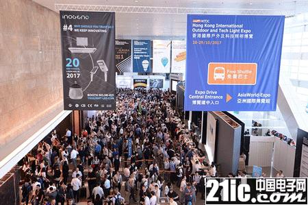 """香港贸发局:灯饰业来年前景乐观,""""灯联网""""成趋势"""
