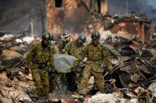 日本即将消失?因地壳板块运动日本可能将沉入茫茫大海之中!
