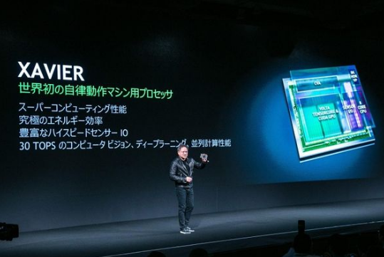 Nvidia:我不造智能汽车,但我可以造相关的智能硬件呀
